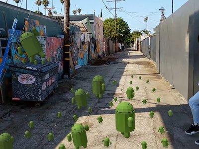 Cómo instalar los servicios de ARCore, la nueva plataforma de realidad aumentada para Android