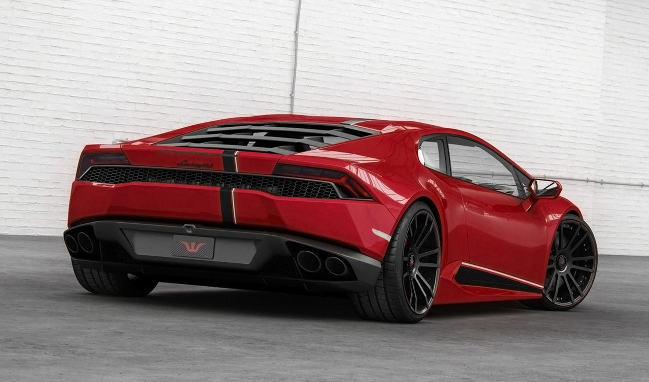 Foto de Lamborghini Huracan Wheelsandmore (5/10)