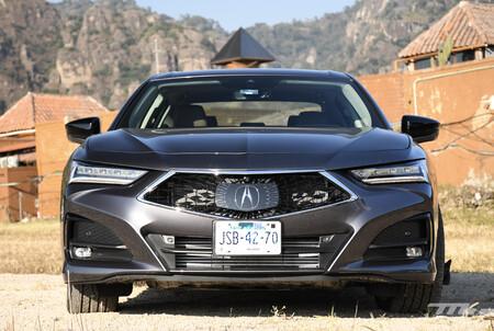 Acura Tlx 2021 Mexico Opiniones Prueba 3