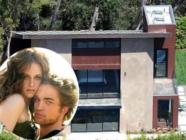 Las Casas de Famosos: Robert Pattinson y Kristen Stewart encuentran nidito de amor