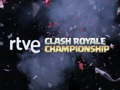 RTVE lanza la Clash Royale Championship para encontrar al mejor jugador de Clash Royale de España