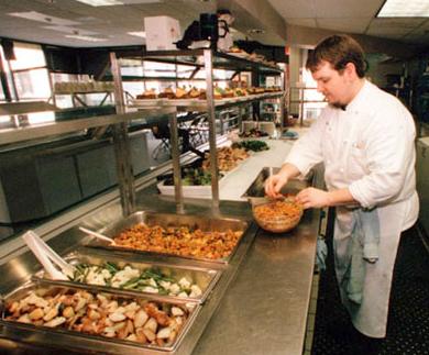 Comedores de empresa, todo un lujo gastronómico