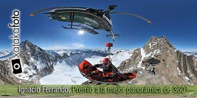 Entrevistamos a Ignacio Ferrando, premio a la mejor panorámica de 360º