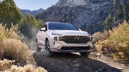 Hyundai Sante Fe 2022 ya tiene precio en México: versiones y equipamiento de la nueva SUV
