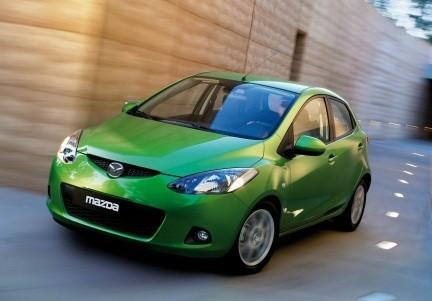 El Mazda2 se adelanta a la aplicación de la tasa verde