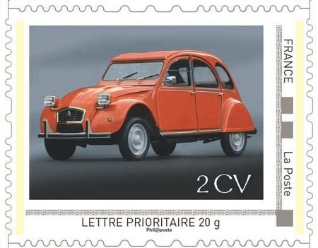 Sello Citroën