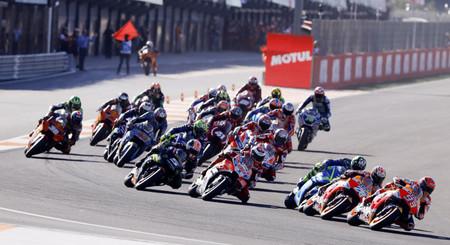 Motociclismo Comunitat Valenciana Motogp 17