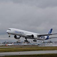 Así despega y aterriza un Airbus de 400 pasajeros de forma totalmente autónoma