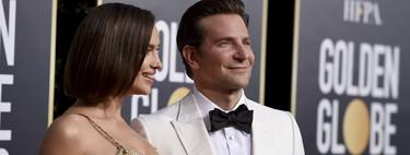 Globos de Oro 2019: Irina Shayk aprovecha para cambiar de look y pasarse a la melena bob