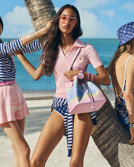 Louis Vuitton se apunta a la tendencia 'tie-dye' en esta preciosa colección cápsula de verano