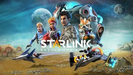 Starlink: Battle for Atlas confirma su fecha para octubre y un magnífico crossover con Star Fox en Switch [E3 2018]