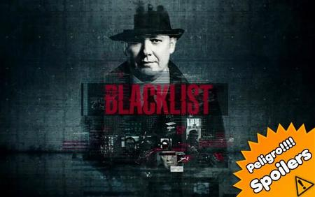 'The Blacklist', Red, Liz y poco más