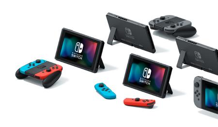 Nintendo Switch Especificaciones 3