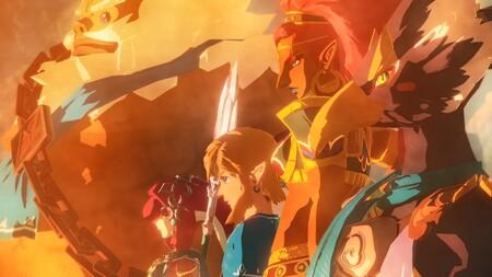 He jugado las ocho primeras horas de Hyrule Warriors: La era del cataclismo, o cómo sería Breath of the Wild en forma de musou