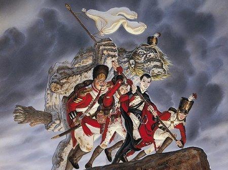 Vuelve Terry Pratchett con 'Regimiento monstruoso'