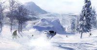 Más imágenes de 'Shaun White Snowboarding'