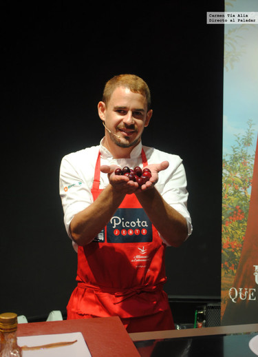 Aprendiendo a incorporar la cereza en nuestros platos