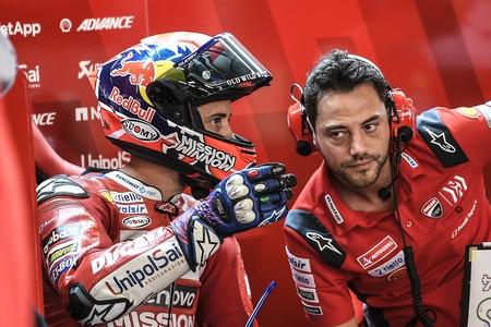 Andrea Dovizioso Motogp Catalunya 2019