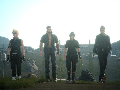 Los jefes finales y magias de la última demo de Final Fantasy XV desfilan en dos nuevos gameplays