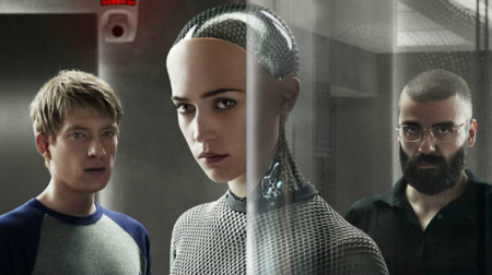 Ciencia-ficción: 'Ex Machina', de Alex Garland