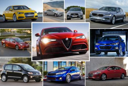 Estos son los 47 autos que llegarán a México en 2016