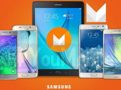 Esta podría ser la lista de dispositivos Samsung que actualizará a Android 6.0 Marshmallow