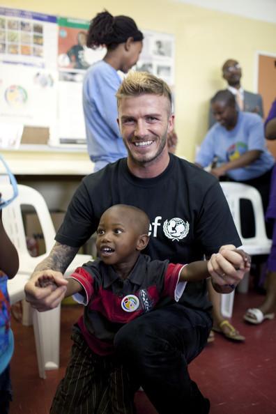 Foto de David Beckham con el nuevo tupé: trucos para ocultar las entradas y la caída del pelo (10/19)