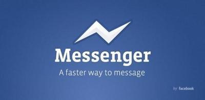 La nueva versión Facebook Messenger, permite responder mensajes desde Android Wear