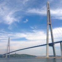El puente de la isla Russki tiene truco para tener un récord mundial: la longitud de vano