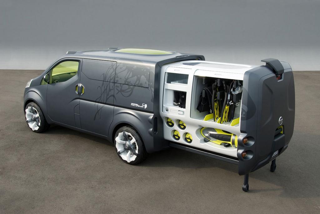 Foto de Nissan NV200 Concept (6/17)