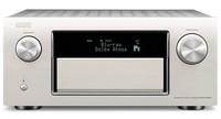 El nuevo Denon AVR-X7200W tiene todo lo que le pedirías a un receptor A/V, salvo el precio.