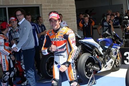 MotoGP Américas 2013: Álex Rins, Marc Márquez y Scott Redding inauguran el palmarés de poles