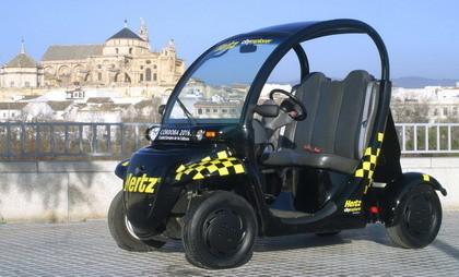 Alquiler de coches eléctricos en Sevilla y Córdoba