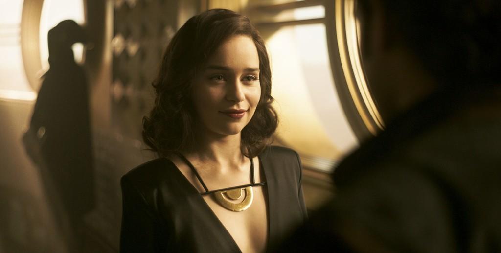 Emilia Clarke en 'Han Solo'