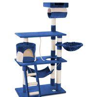 Tu gato tiene la diversión asegurada con este rascador centro de juegos que hemos encontrado en eBay por 39,99 euros y envío gratis
