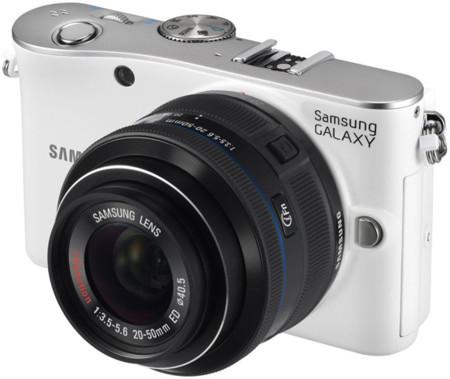 Lo próximo de Samsung: cámara sin espejo con sistema operativo Android
