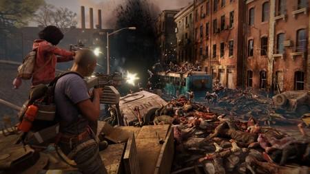 Las oleadas infernales de zombis se aproximan a las tiendas con el trailer definitivo de World War Z