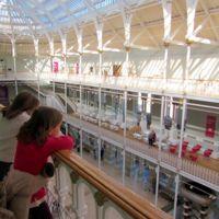 Edimburgo con niños: el Museo Nacional de Escocia