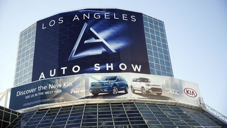 El Auto Show de Los Ángeles 2020 resiste y todo parece indicar que sí se llevará a cabo