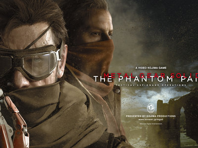Metal Gear Solid V: The Phantom Pain y Amnesia: Collection entre los juegos de PlayStation Plus de octubre