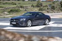 Mercedes SL 500, prueba (conducción y dinámica)