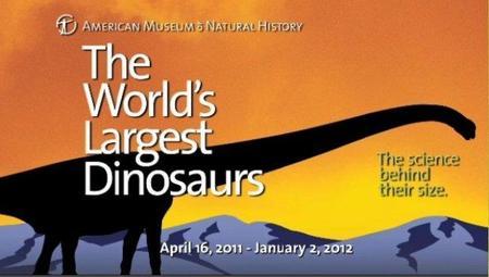Nueva York recibe a los dinosaurios más grandes