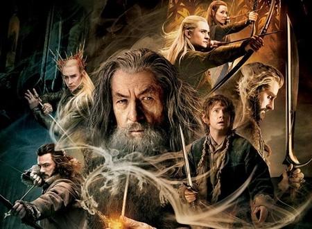 'El hobbit: La desolación de Smaug', la película