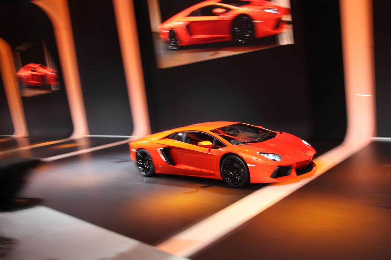 Foto de Lamborghini Aventador LP700-4 (31/62)
