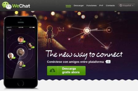 WeChat ya tiene 438 millones de usuarios activos mensuales