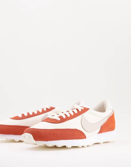 Zapatillas De Deporte Blanco Hueso Y Naranja Oxidado Daybreak De Nike