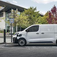 La Citroën ë-Jumpy es la primera de las nuevas furgonetas eléctricas de la marca, y tiene hasta 330 km de autonomía