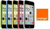 Precios iPhone 5c 8 GB con Orange y comparativa con Movistar