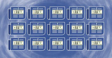 """El """"duopolio"""" Google - Facebook rebela a los medios tradicionales"""