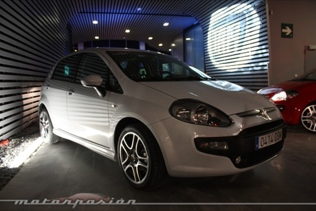 Fiat Punto Evo, presentación y prueba en Bilbao (parte 1)